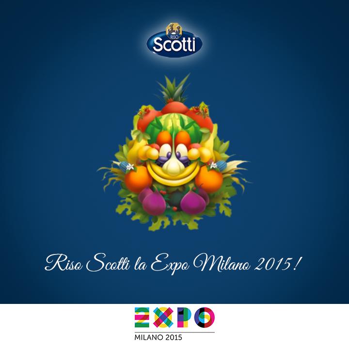 Mascota Expo Milano